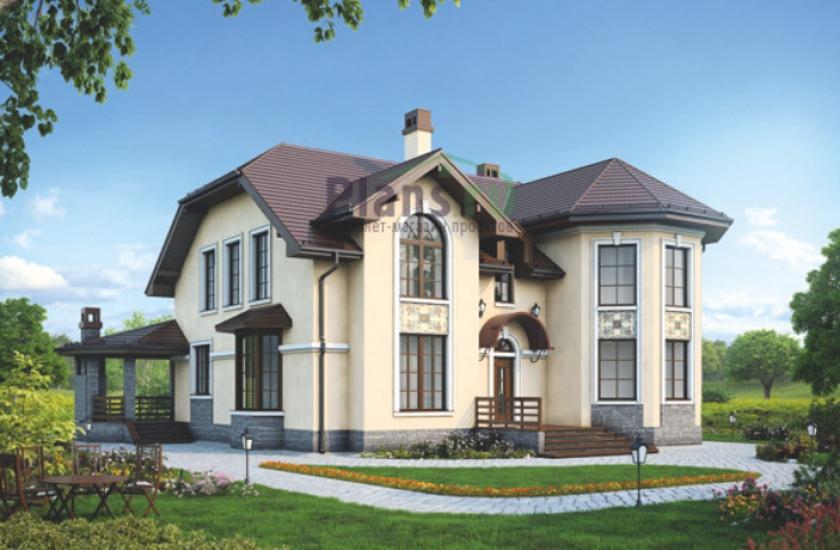 Фото крыш кирпичных домов с эркером